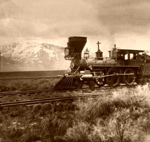 What if there had never been railroads?