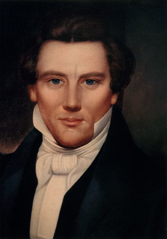 Nauvoo and the Myth of Mormonism's Persecuted Innocence ... Joseph Smith