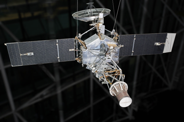 mariner 2 space mission - photo #6