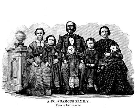 history of polygamy in utah