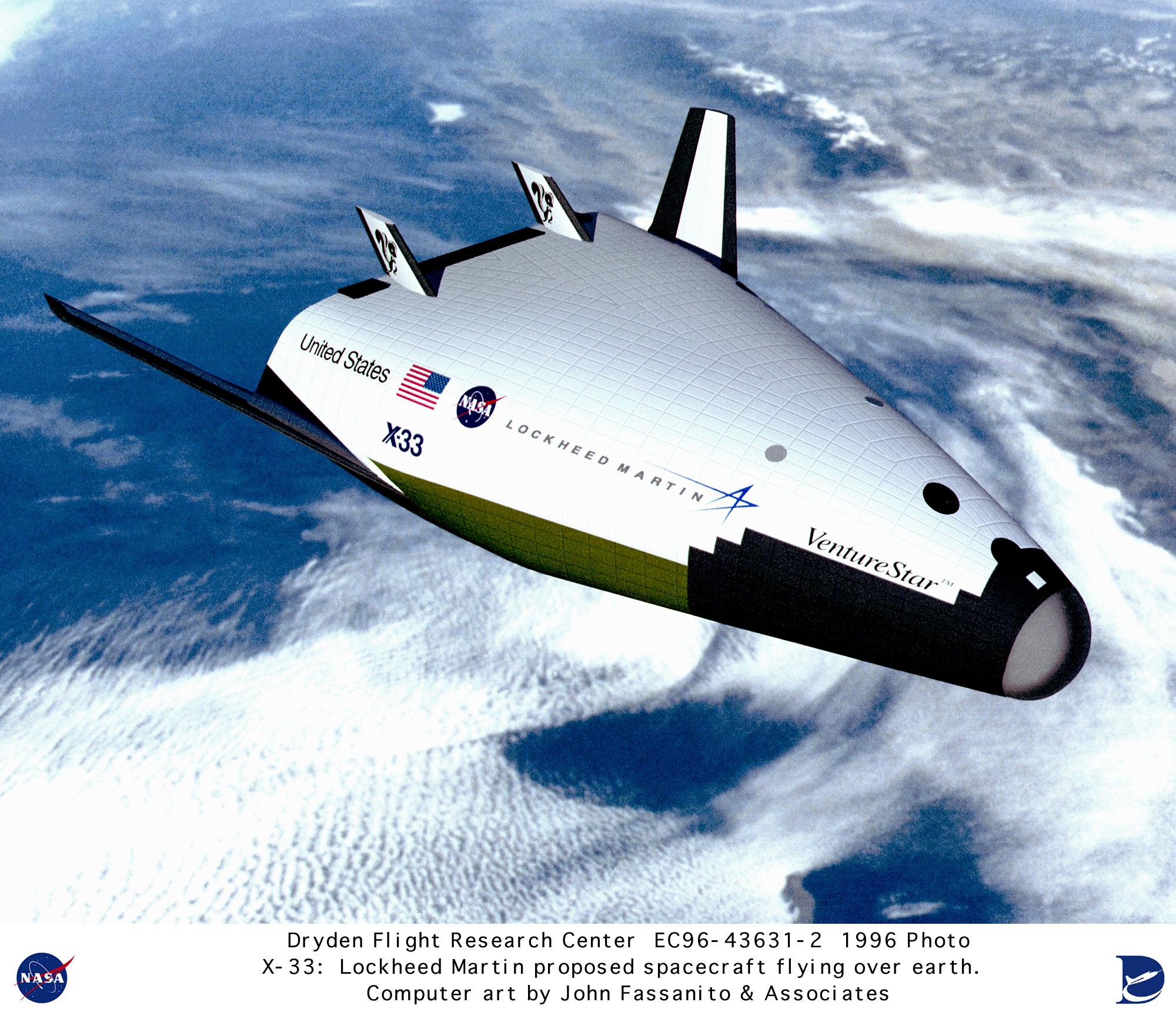 space shuttle x33 - photo #26