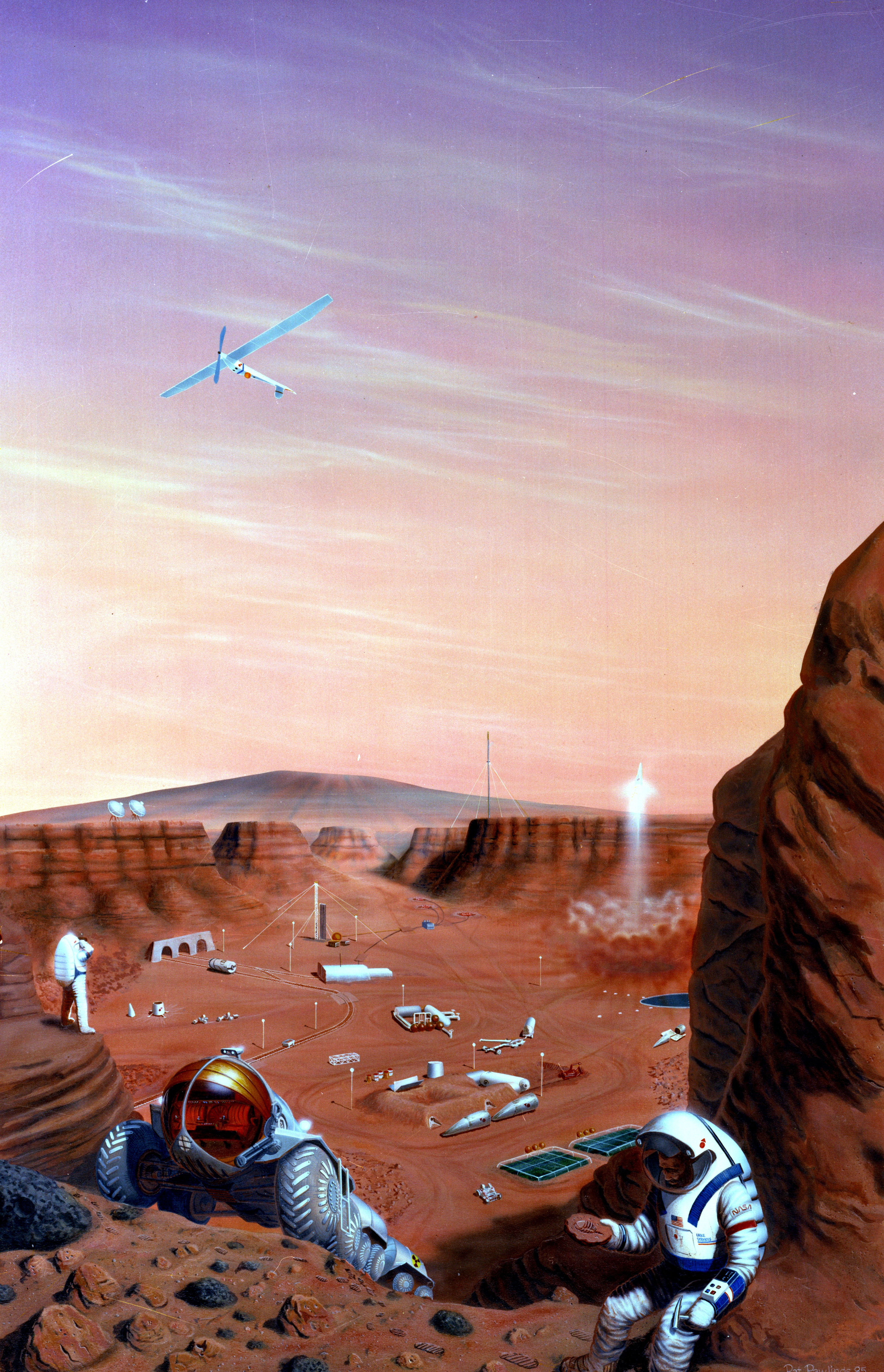 Mars One Project, A One Way Ticket To Mars - YouTube