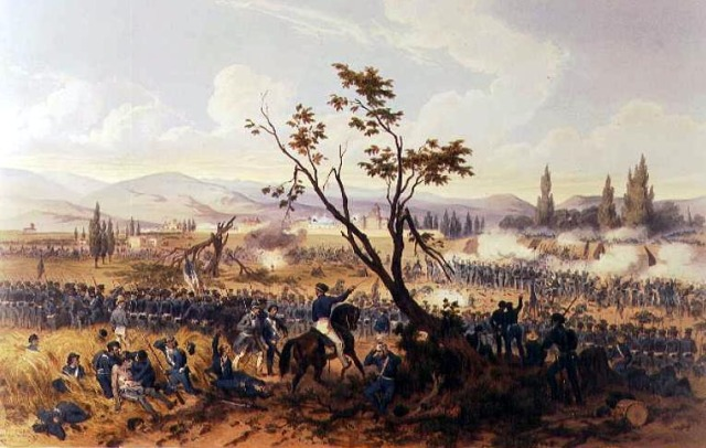 The Battle of Churubusco, August 20, 1847,