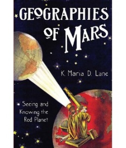 Geographies of Mars