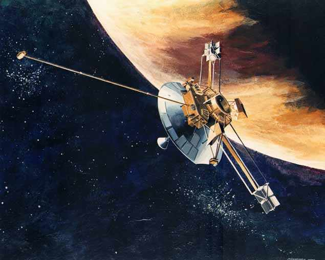 Pioneer 10 and 11 Spacecraft (page 4) - Pics about space