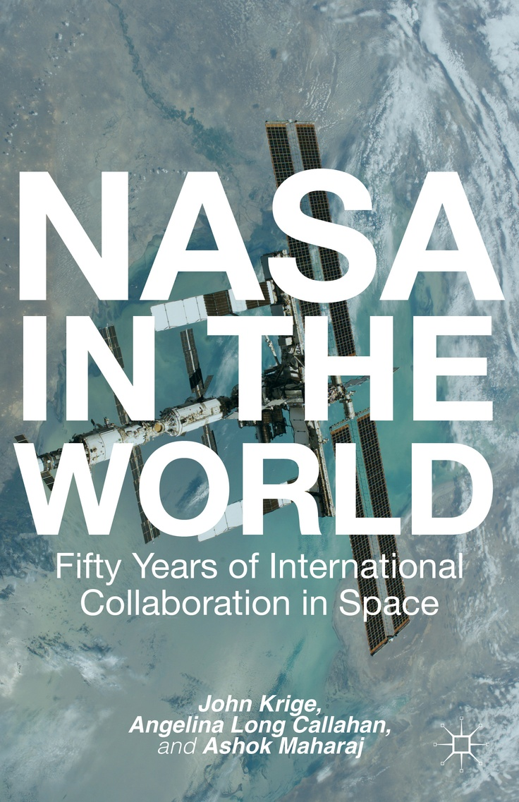 """Wednesday's Book Review: """"NASA in the World: Fifty Years ..."""