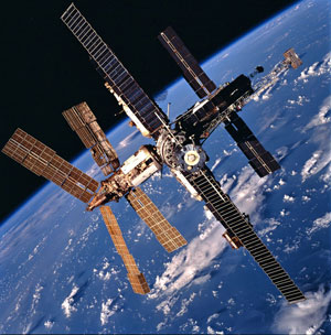 Polymer solar cells are lightweight so can be transported to space at a fraction of the cost of inorganic cells that are being investigated as power sources for spacecraft.