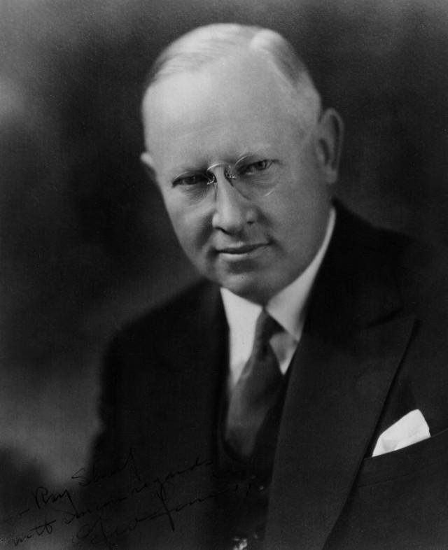 George W. Lewis