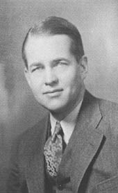 The only NACA staff member ever to serve on the Main Committee, Edward P. Warner was chief physicist at the Langley laboratory in that facility's early days before returning to the NACA as a member from 1929 to 1954.