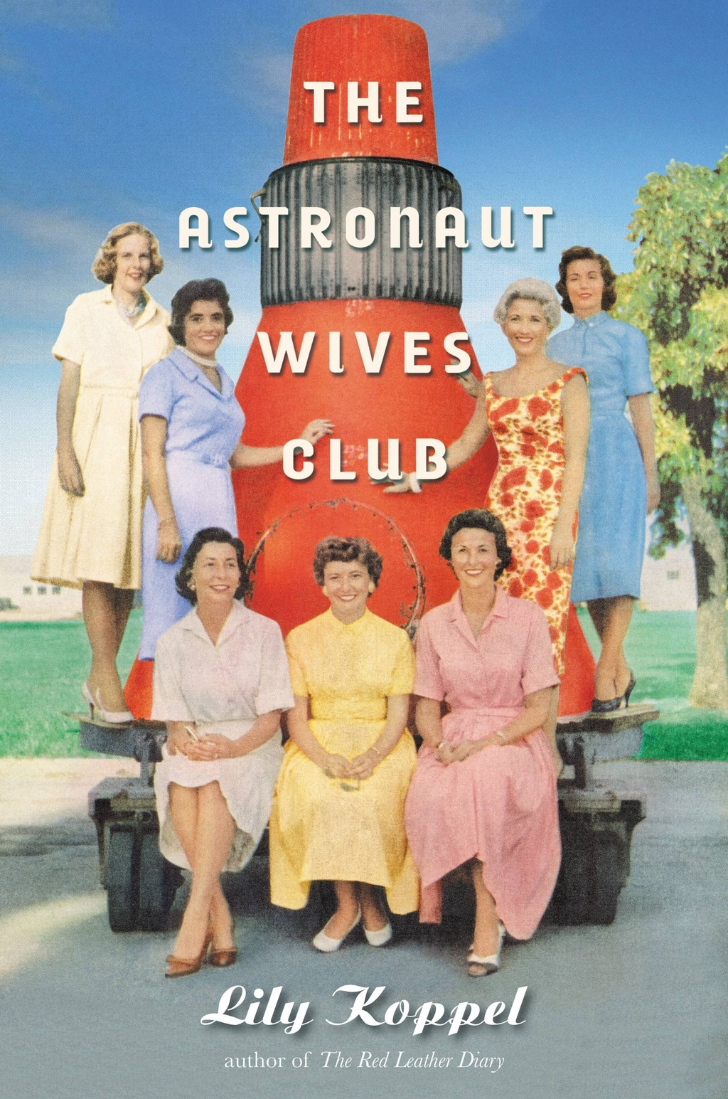 Image result for the astronaut wives club cover