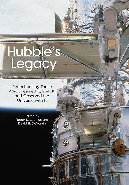 Hubble's Legacy cover