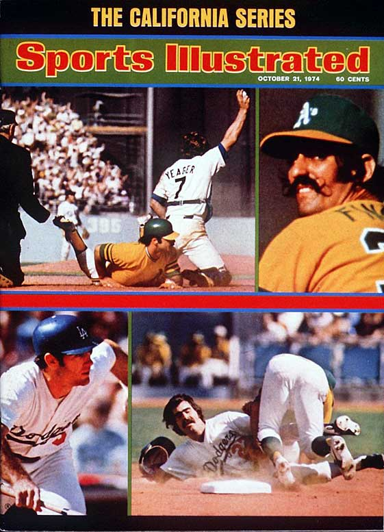 world series memories the a�s versus the dodgers 40 years