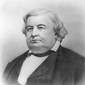 Alfred Cumming, appointed territorial governor of Utah in 1857.