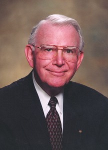 Wallace B. Smith, RLDS President between 1978 and 1996.