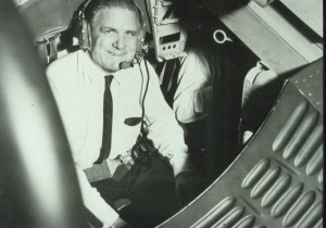 NASA Administrator James E. Webb, who served between 1968 and 1968.