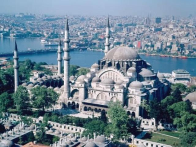 Istanbul; for centuries it was the crossroads of empire.