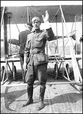 Lt. Benjamin Foulois in 1911.