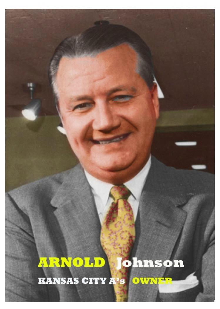 Image result for arnold johnson baseball