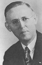 John F. Victory, first employee of the NACA and ultimately its executive secretary.